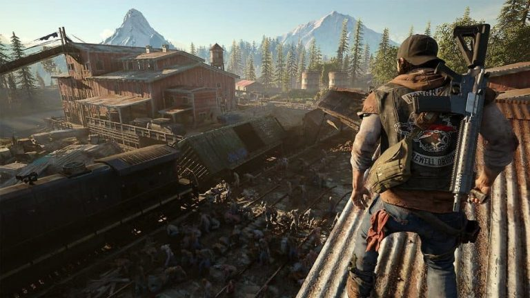 PS4 Exclusive Days Gone is the UK's Biggest Gaming Launch This Year