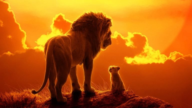 "Disney's ""The Lion King"" Starts 50-Day Release Countdown With Character Posters"