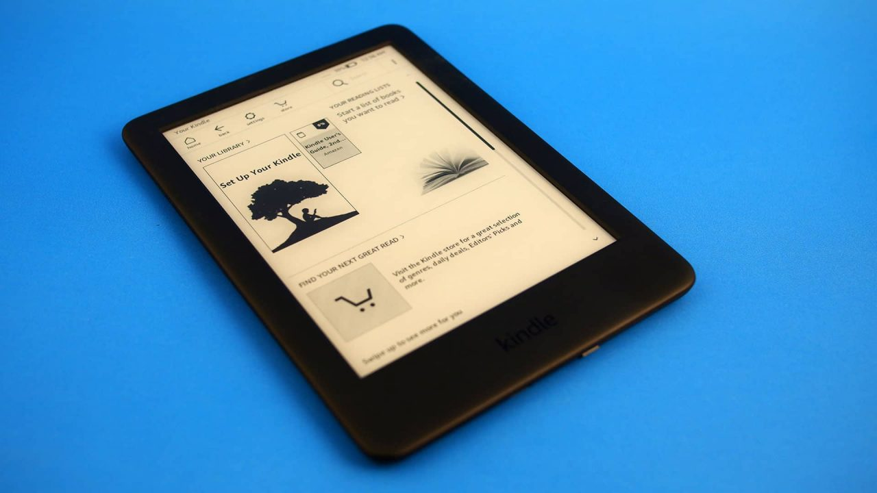 Amazon Kindle 2019 Review 1