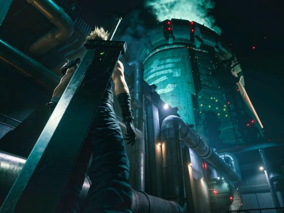 Final Fantasy VII Remake Brings Midgar to Life: Hands-on Preview
