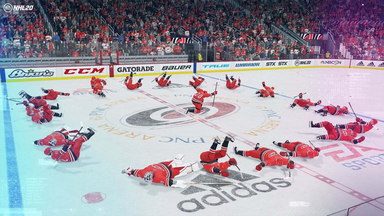 NHL 20 Screenshot
