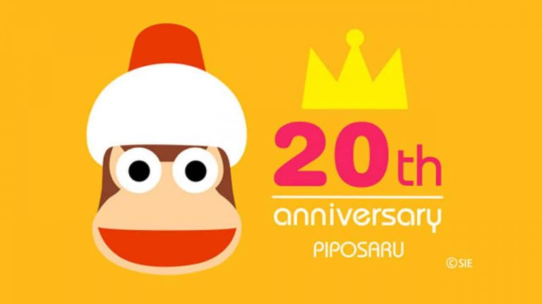 Sony Teases Ape Escape Anniversary Twitter Account and Video