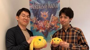 Trials of Mana, Switch Collection Details Spring Forth from Square Enix Interview at E3 2019