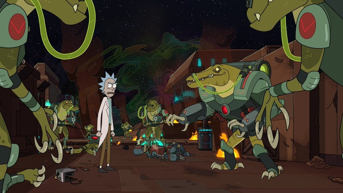 3560891 rick and morty season 4 images - First Rick & Morty Season 4 Images Revealed