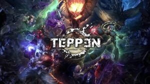 Capcom Presents: Teppen, An Active Card-Battle Game