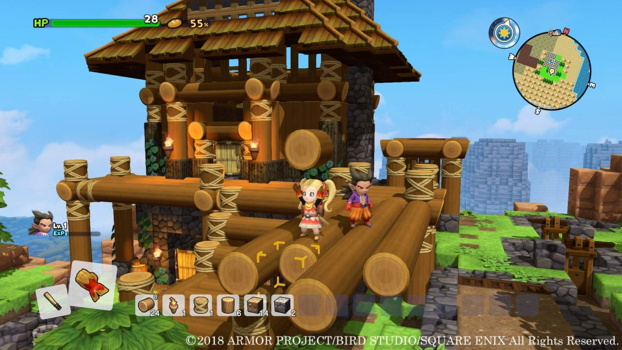 Dragon Quest Builders 2 Review 2