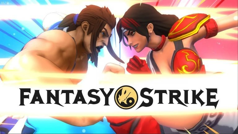Fantasy Strike Kicks Onto Steam And Consoles