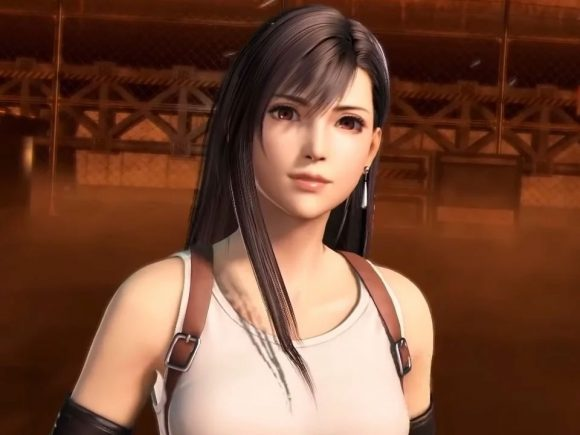 FFVII's Tifa Now Available In Dissidia Final Fantasy NT 1