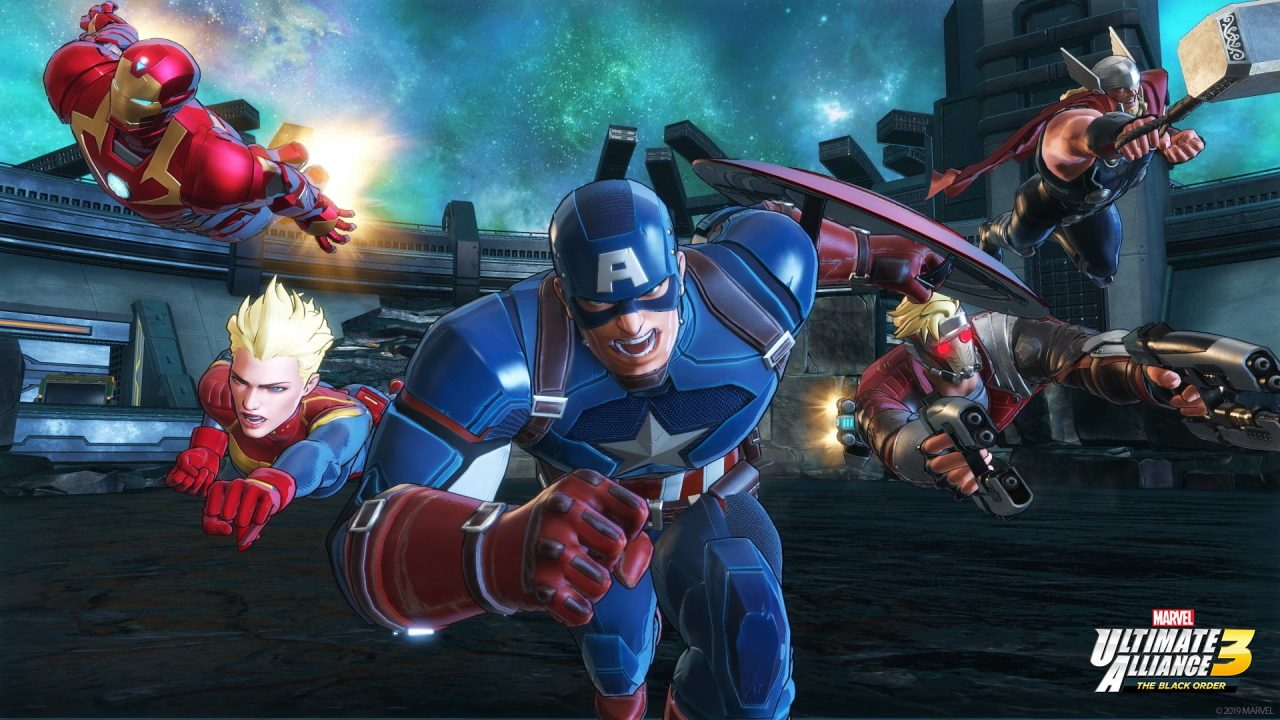Marvel Ultimate Alliance 3: The Black Order Review 1