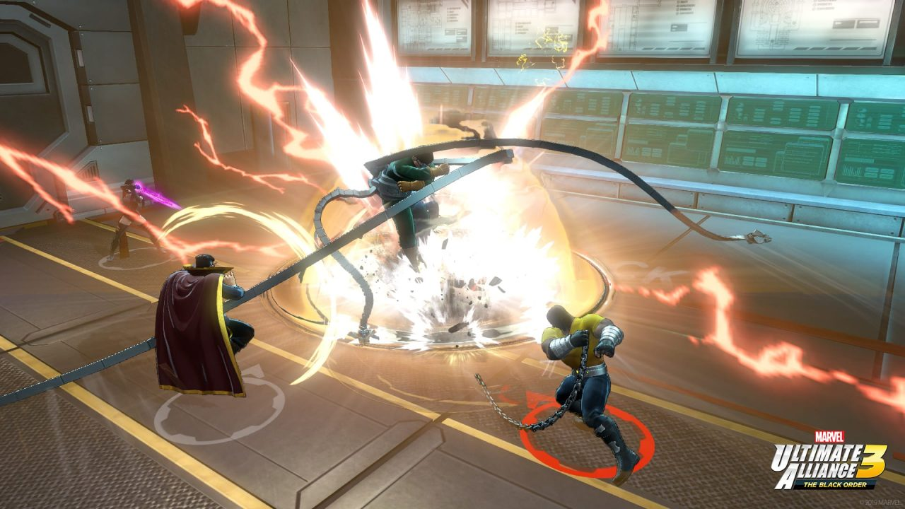 Marvel Ultimate Alliance 3: The Black Order Review 2