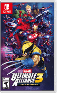 Marvel Ultimate Alliance 3: The Black Order Review 4