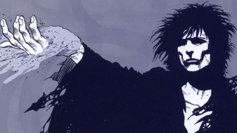 Netflix Preparing To Adapt Neil Gaiman's The Sandman