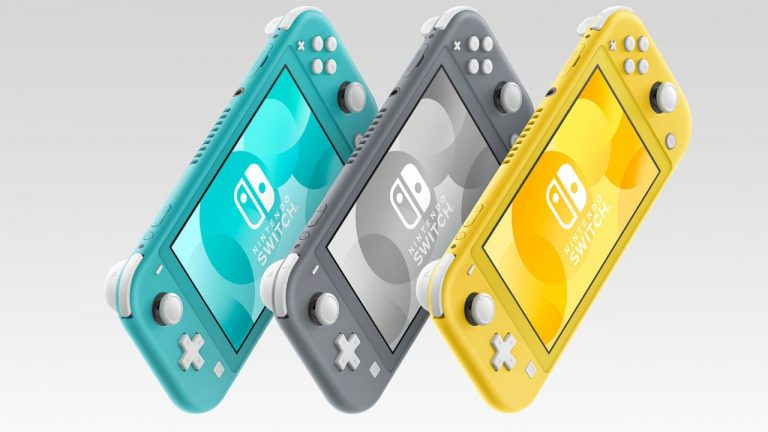 Nintendo Introduces The Nintendo Switch Lite 1