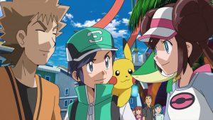 Pokémon Masters Pre-Registration Opens for Eager Trainers 1