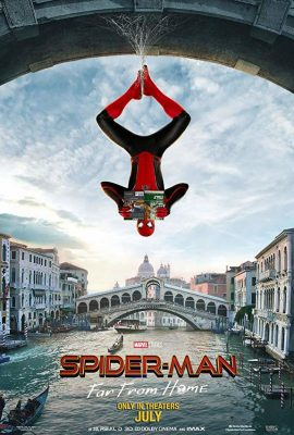 Spider-Man: Far From Home (2019) Review