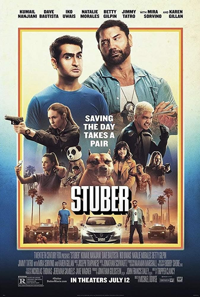 Stuber (2019) Review 2