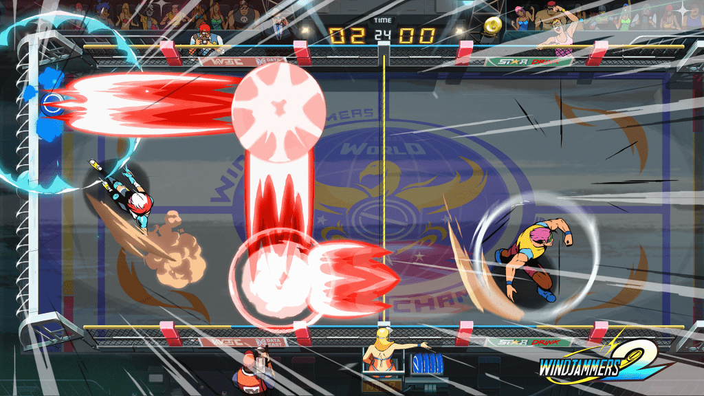 Windjammers 2 Is Just As Radical As The Original 1
