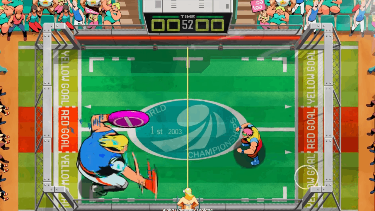 Windjammers 2 Is Just As Radical As The Original 3