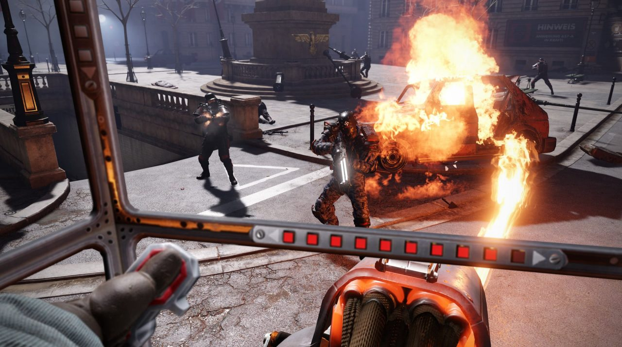 Wolfenstein: Cyberpilot Review 2