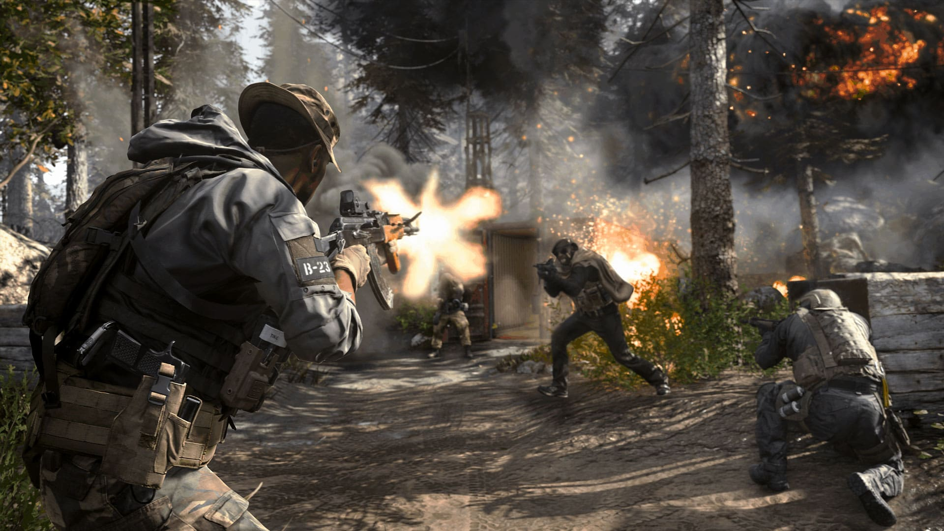 Call Of Duty Modern Warfare Multiplayer Is Not What You Re
