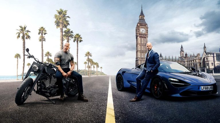 Fast & Furious Presents: Hobbs & Shaw (2019) Review