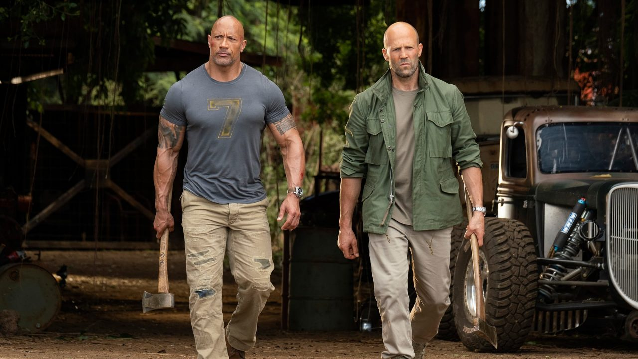 Fast & Furious Presents: Hobbs & Shaw Review 2