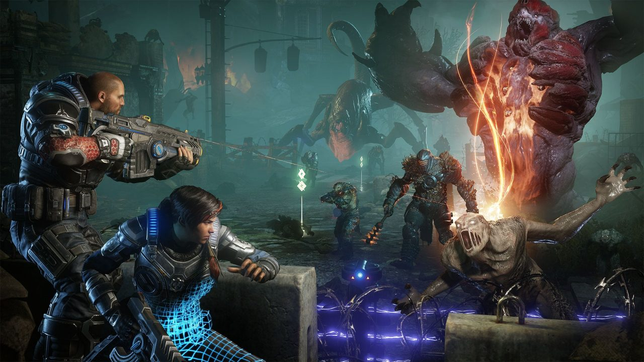 Gears of War 5 Hands-On Preview