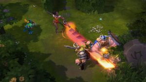 Heroes of the Storm Brings Qhira, New Bundles, Updates, and Changes into the Nexus 7