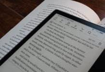 Amazon Kindle Oasis 2019 Review 4