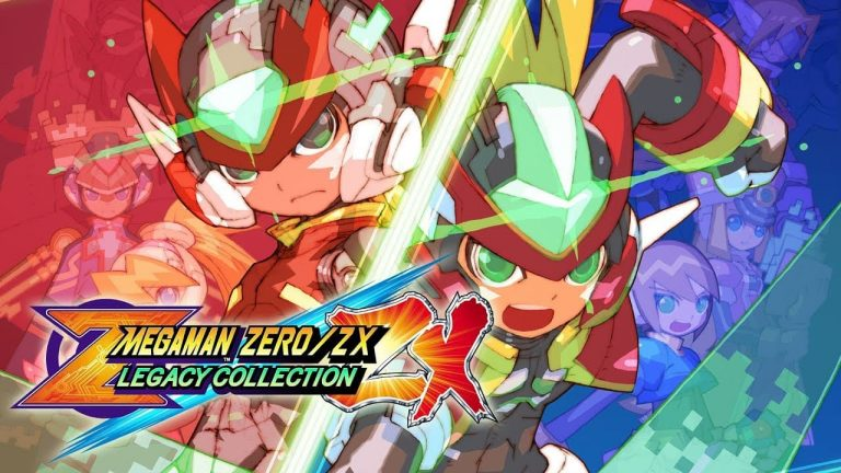 Mega Man Zero/ZX Legacy Collection Announced