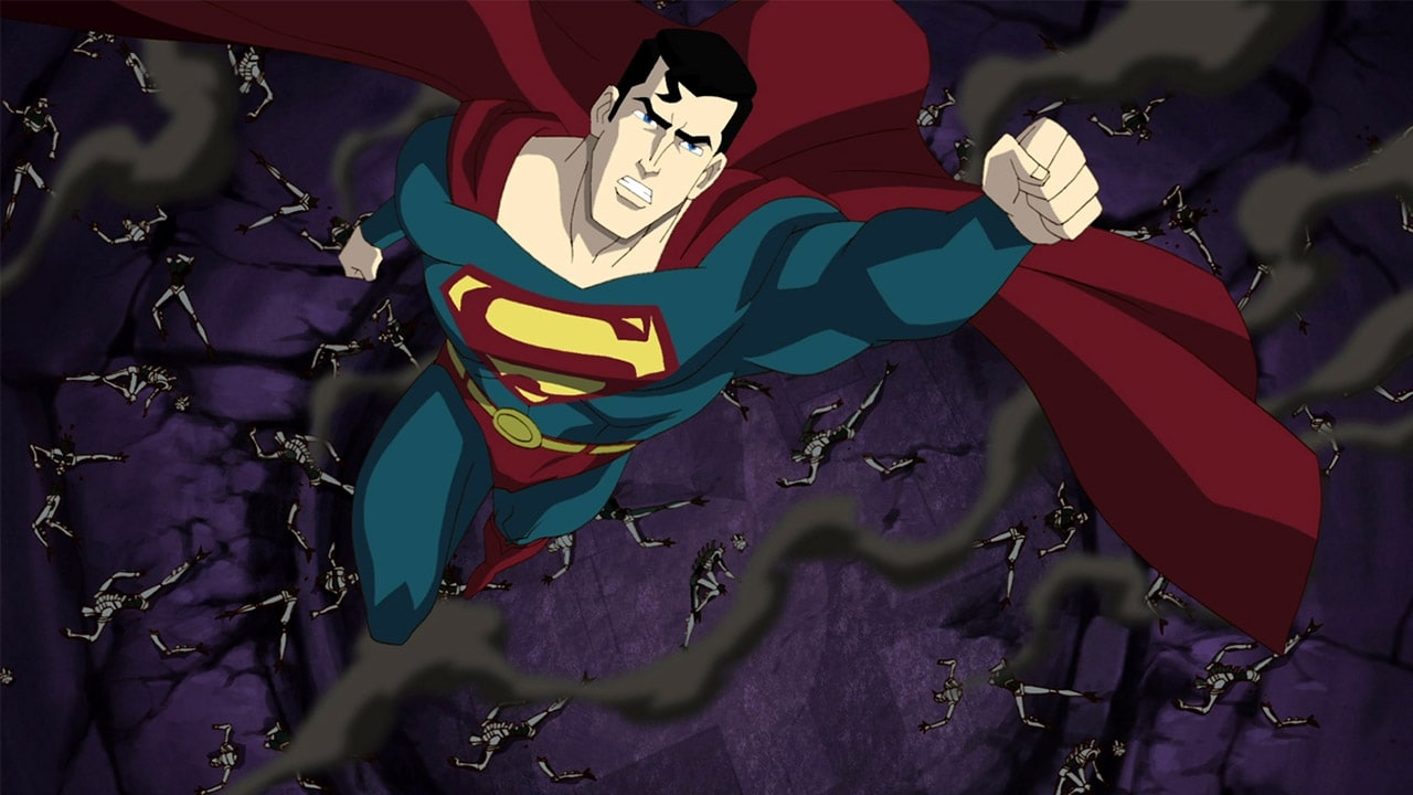 Superman Unbound (Movie) Review 2