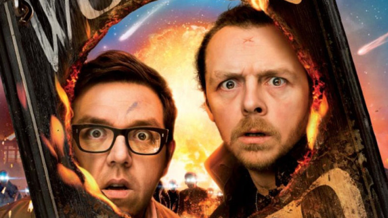 An Interview With Edgar Wright And Nick Frost Before The World's End 1