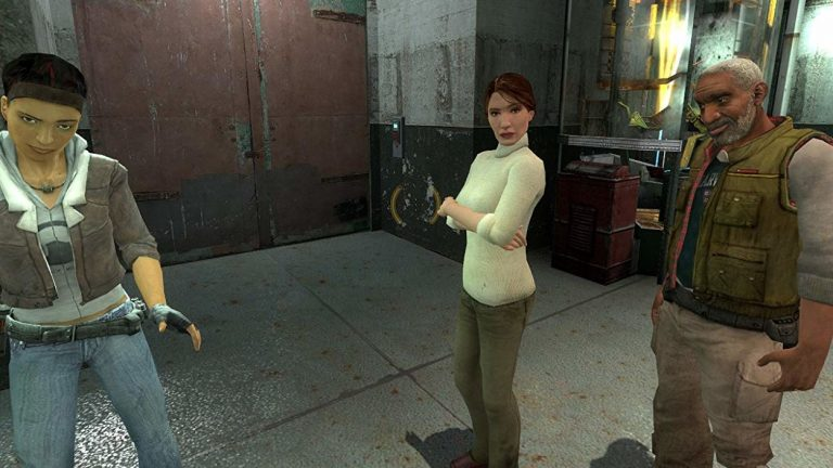 Half-Life 2 NPCs Will Now Blink