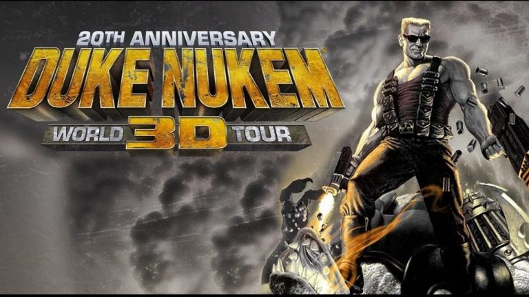 Composer Bobby Prince Sues Gearbox And Valve Over Duke Nukem 3D Music