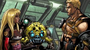 Contra: Rogue Corps Review 6