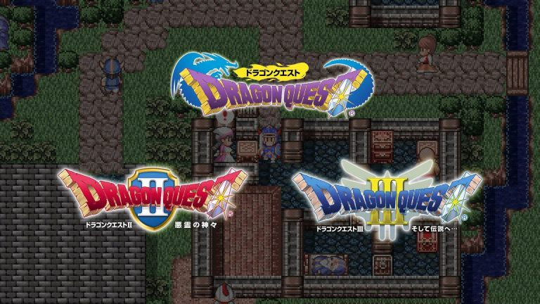 Original Dragon Quest Trilogy Coming To Nintendo Switch 1