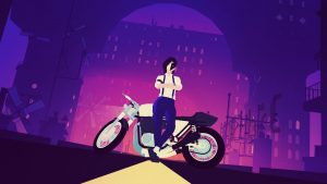 Sayonara Wild Hearts (Switch) Review 6