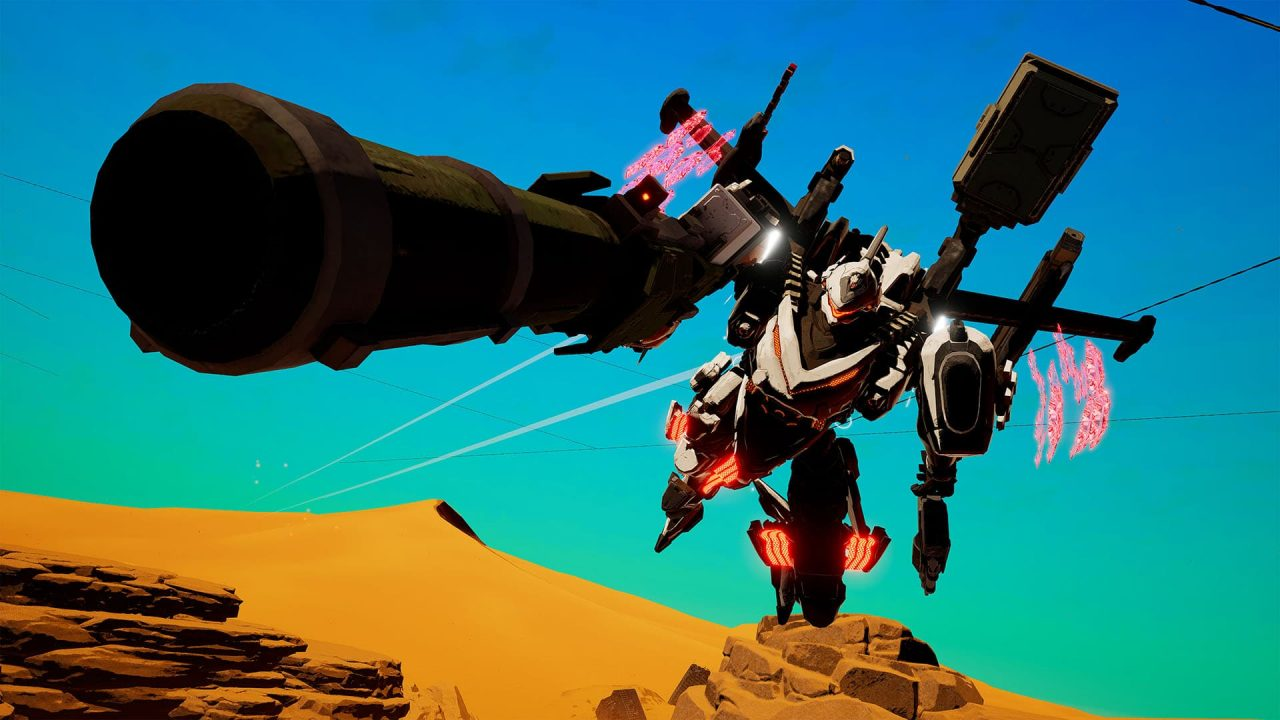 Daemon X Machina (Switch) Review 5