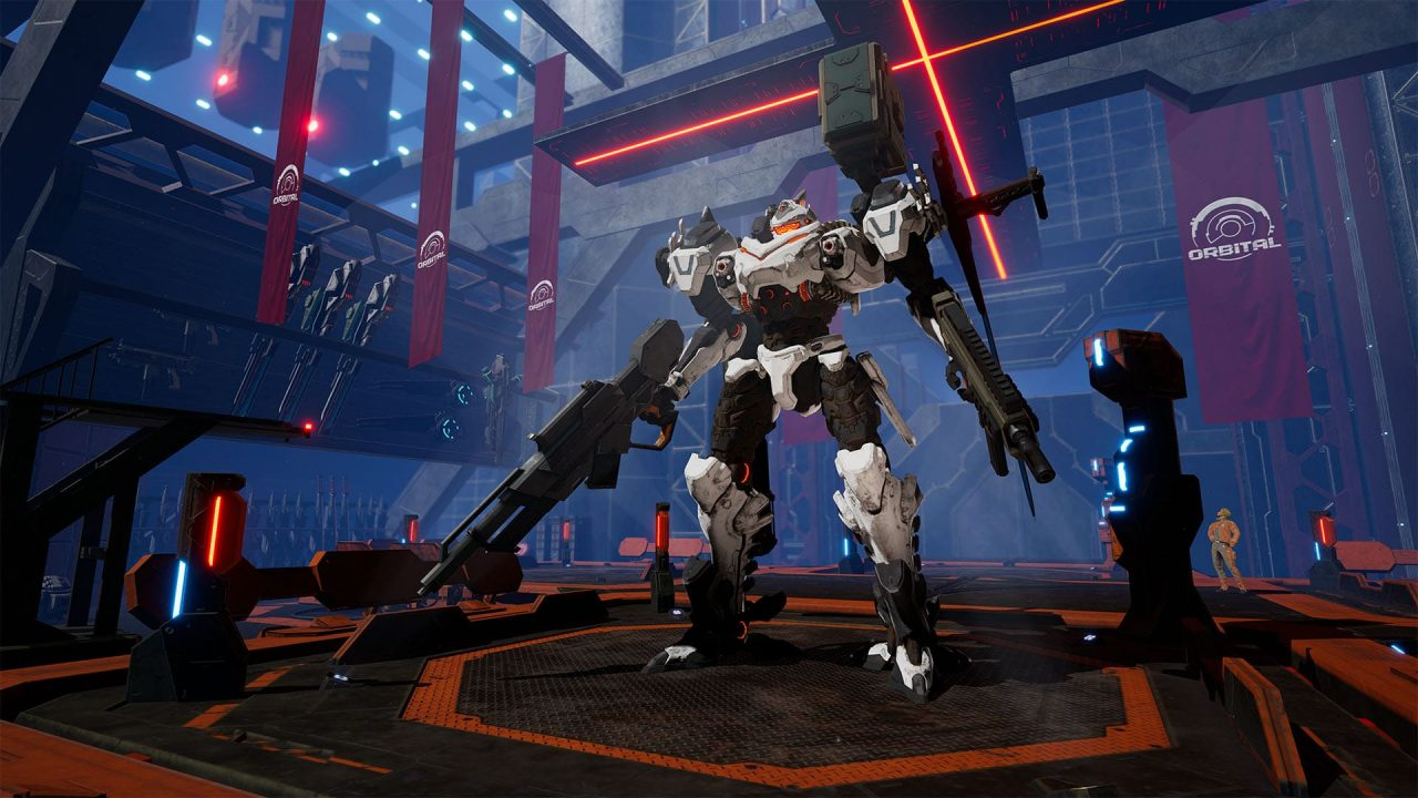 Daemon X Machina (Switch) Review 6