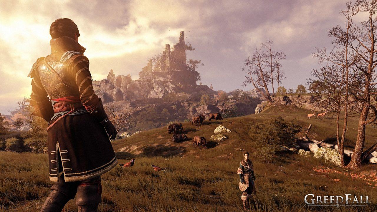 Greedfall (PS4) Review 3