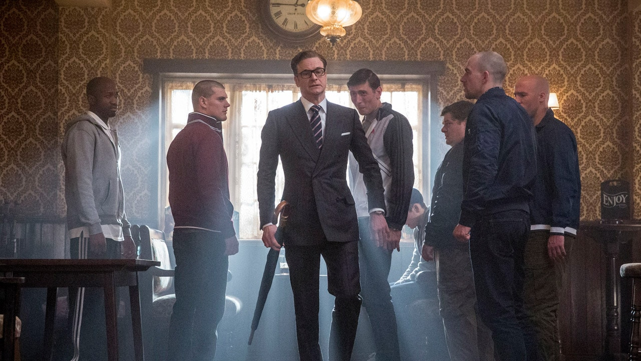 Kingsman: The Secret Service (Movie) Review 2
