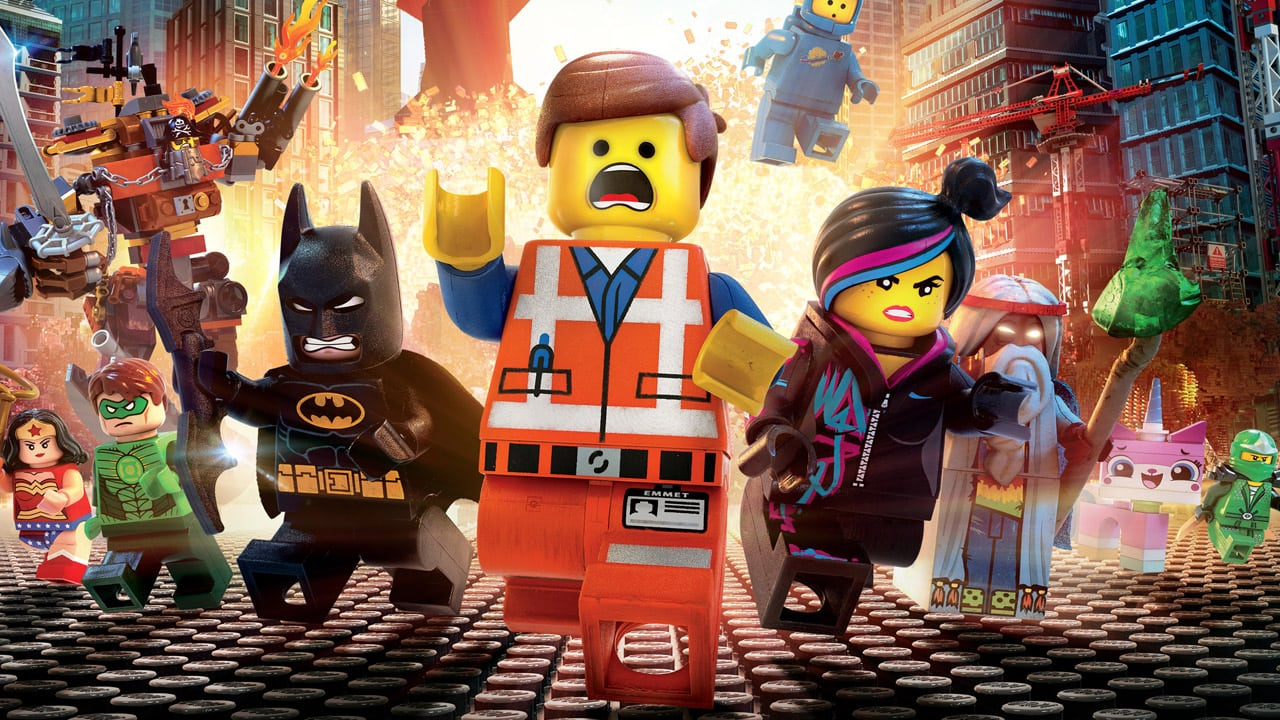 The Lego Movie (Movie) Review 1