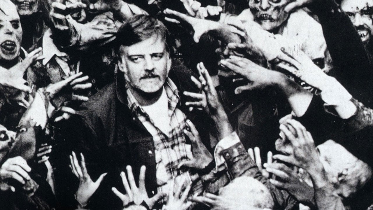 Remembering George A Romero - King of the Living Dead 2