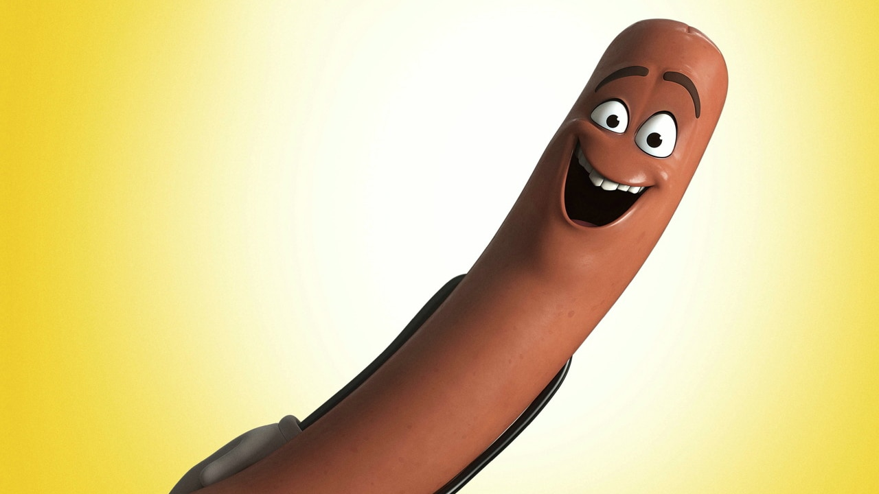 Sausage Party (Movie) Review 2