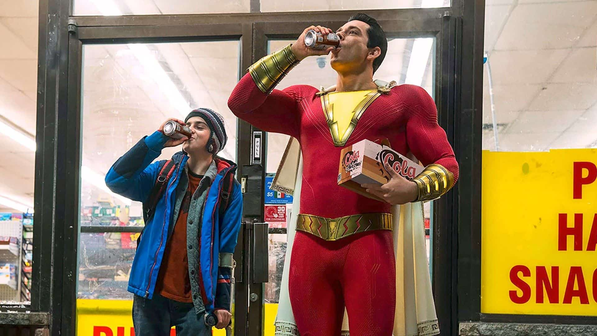 Shazam! (2019) Movie Review 2