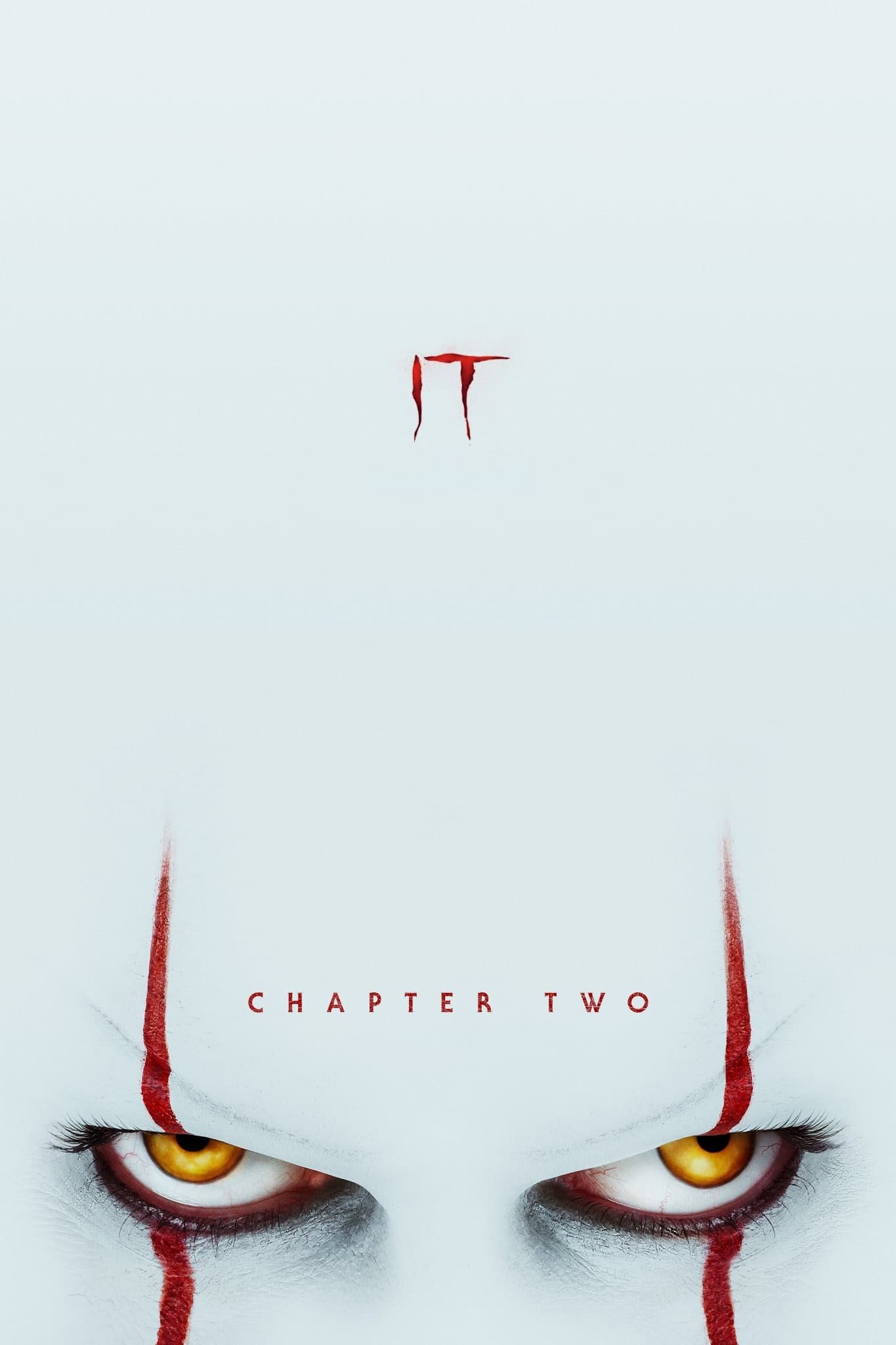 "Poster for the movie ""It: Chapter Two"""