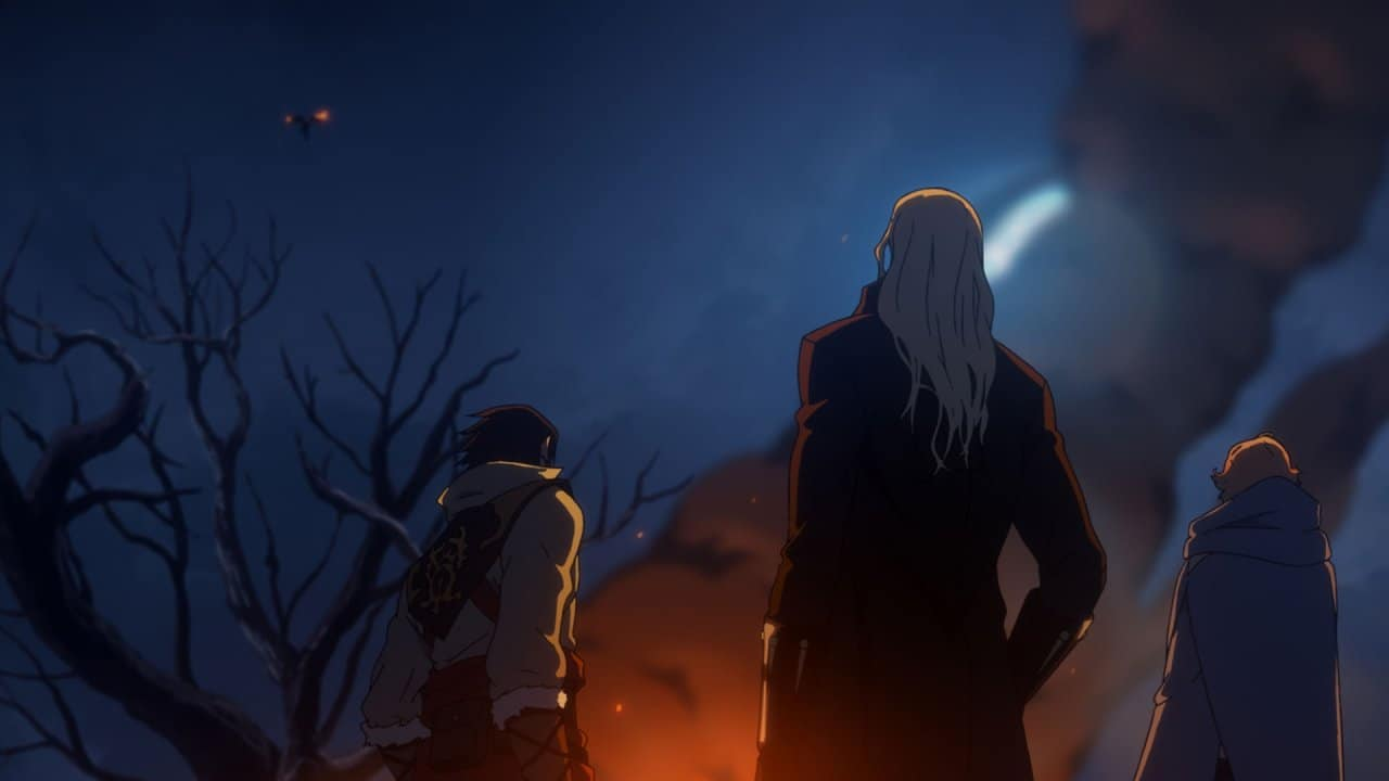 Castlevania Season 2 Review 8