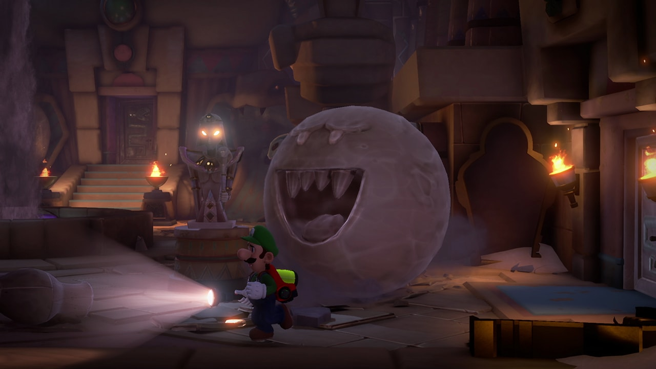 Luigi's Mansion 3 Review 2