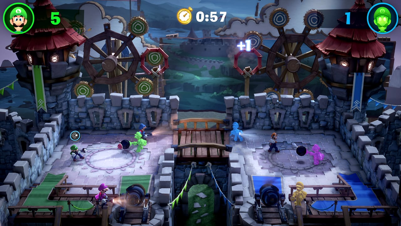 Luigi's Mansion 3 Review 4