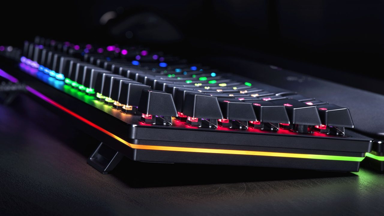 Razer Huntsman Elite Review 1